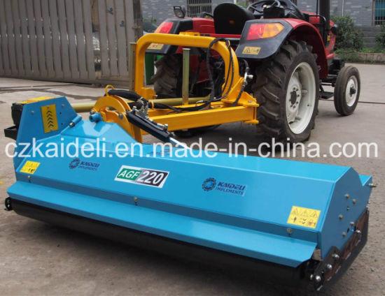 Heavy Verge Flail Mower Model Agf140, Agf180