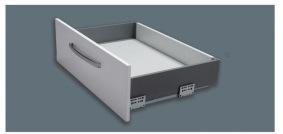 Bt101 New Heavy Duty Metal Self-Closing Drawer Slide