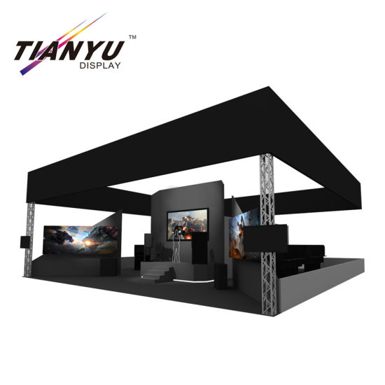 Big Exhibition Stand Design : China big area trade show modular exhibition stand from tianyu