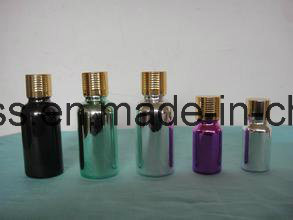 ISO Certificate Essential Oil Glass Bottles with Dropper Cap pictures & photos
