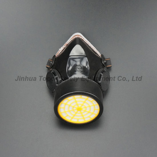 Double Filter Chemical Respirator with Cartridge (CR306) pictures & photos