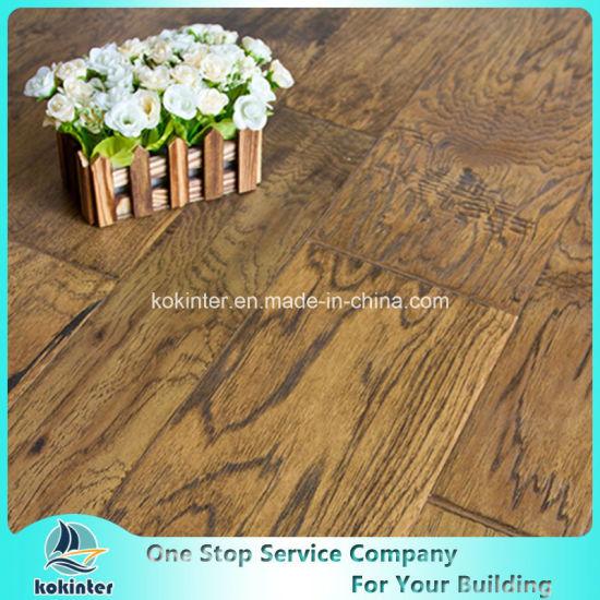 Kok Hardwood Flooring Laminate Random Width 07