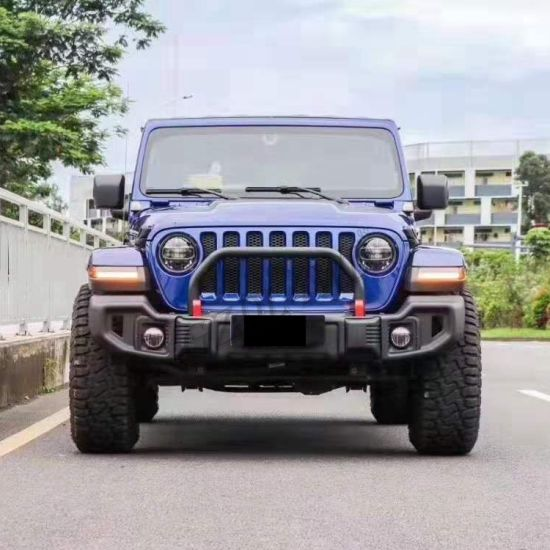 Replacement Front Bumper for Jeep Wrangler Jl 2018 2019