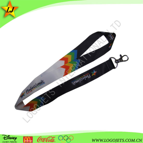 Fast Delivery Lanyard Customized Logo Printing Lanyard pictures & photos