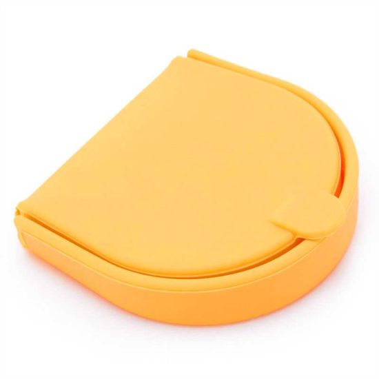 New Cheap Colorful Silicone Coin Purse pictures & photos