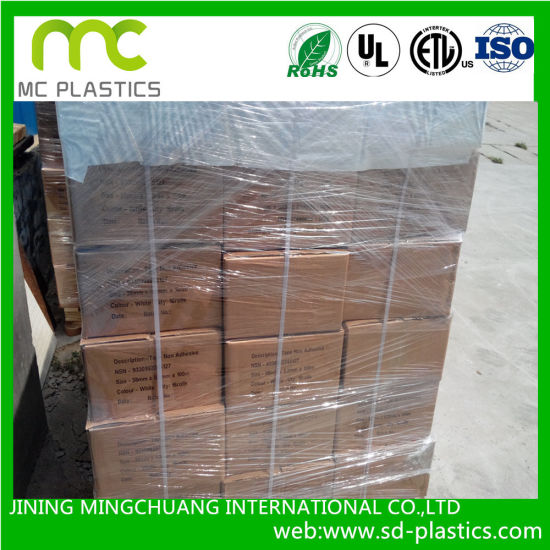 Slitted Film, Rolls for Wrapping, Protective and Packaging