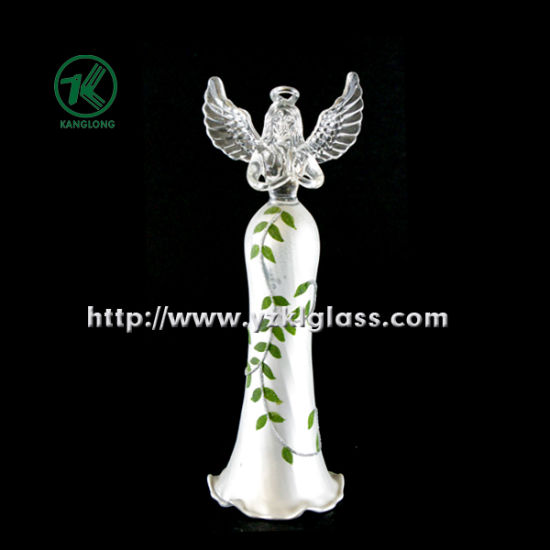 Color Single Wall Glass Craft for Christmas by SGS (7*8*22) pictures & photos