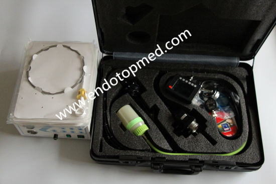 Veterinary Flexible Endoscope Videoscope Coloscope pictures & photos