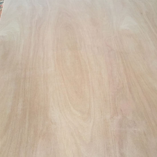 Okoume Face Poplar Core Plywood for Decoration B/C Grade pictures & photos