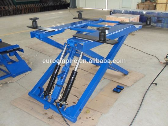 Ce Approved Cheap Car Hoist Auto Lift 3000 pictures & photos