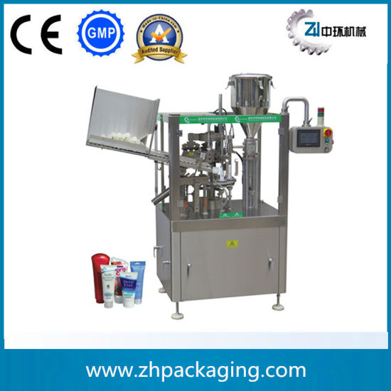 Zhy-60yp Auto Tube Filling Sealing Machine pictures & photos