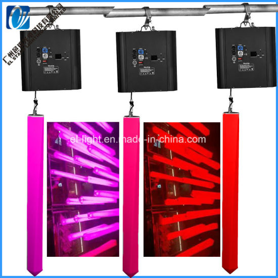 LED Kinetic Light Best Price Directly Produced by EL Stage Lighting Factory in China with DMX 512 Light Control