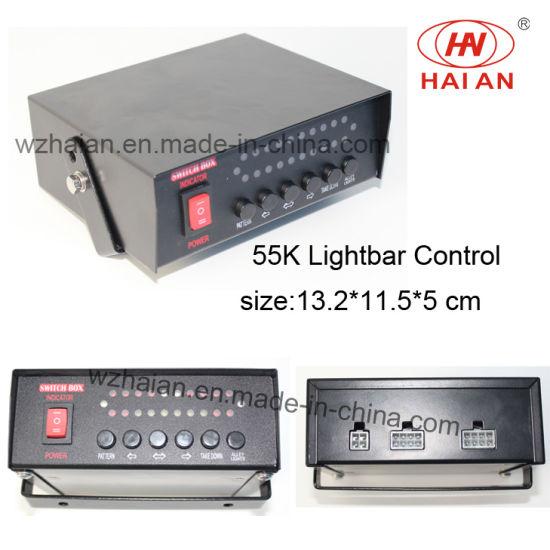 55k Lightbar Control Box Switch