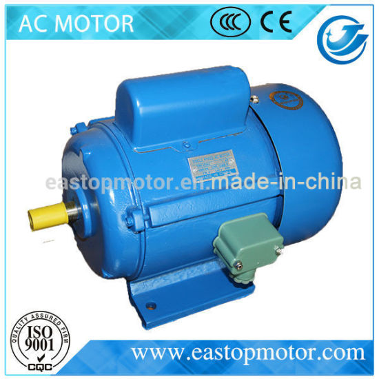 Jy Pumps Motors for Agricultural Processing Machinery with Aluminum-Bar Rotor pictures & photos