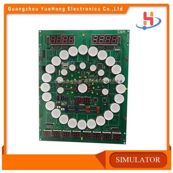 PCB Board Fruit King Table Game Machine Coin Operated Super Alianza South America Hot Sale Mario Slot Machine Kits