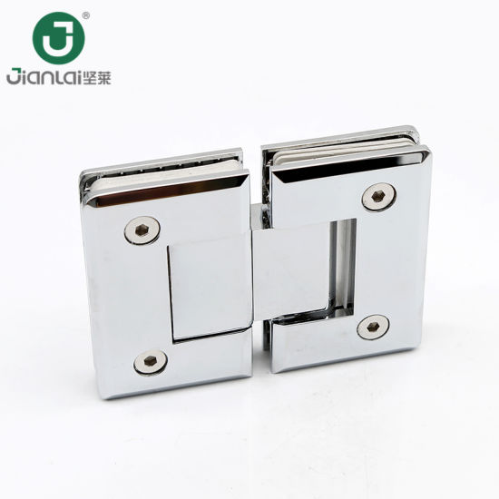 China Frameless Shower Door Hardware Hinges Glass Shower Hinge