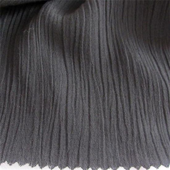 Textile Factory Supply Viscose Rayon Fabric for Wommen Clothing