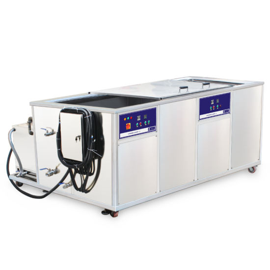 Large Industrial Ultrasonic Spray Cleaning Washing Machine for Engine  Filter Carburetor
