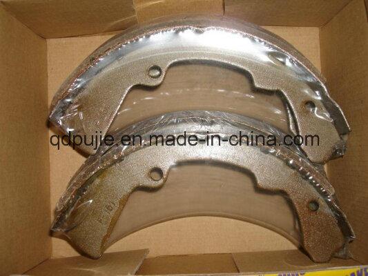 OE D6dz-2200-a Rear Car Brake Shoe Sets