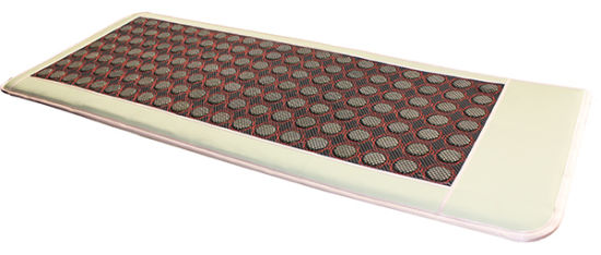Electric Neck and Shoulder Infrared Health Care Jade Stone Mattress pictures & photos