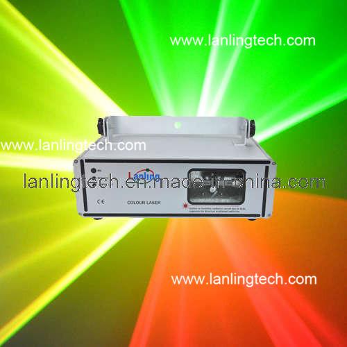 300mw RGY Laser Show Light Disco Lighting L328RGY