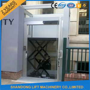 China Home Hydraulic Vertical Platform Lift for Disabled