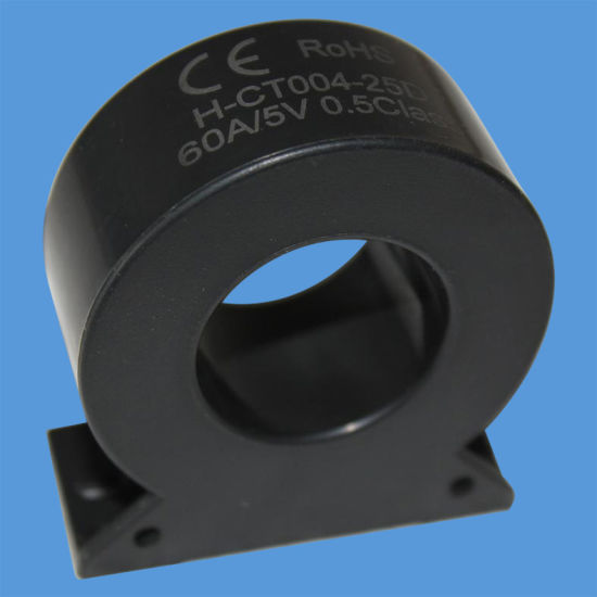 Zero Type Current Transformer with 60A/5V 0.5class