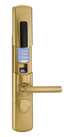 New Fingerprint Lock with CE Certificate (Model: JS-061G)