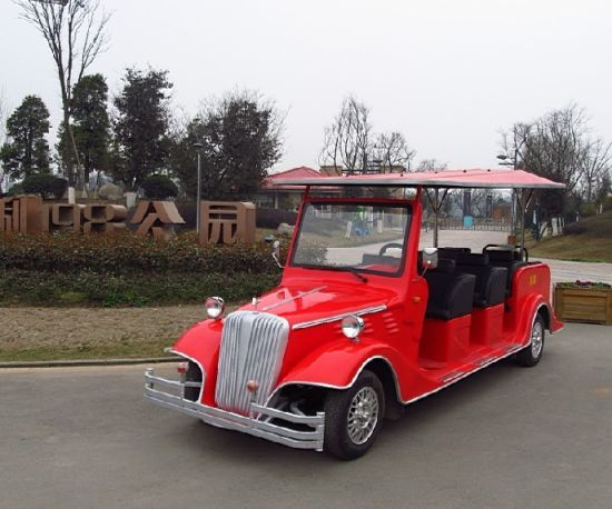 Wholesale 8 Seaters Electric Classic Car