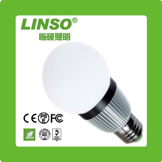 B50 3x1W LED Bulb