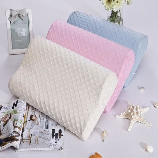 High Quality Memory Foam Pillow (T77) pictures & photos