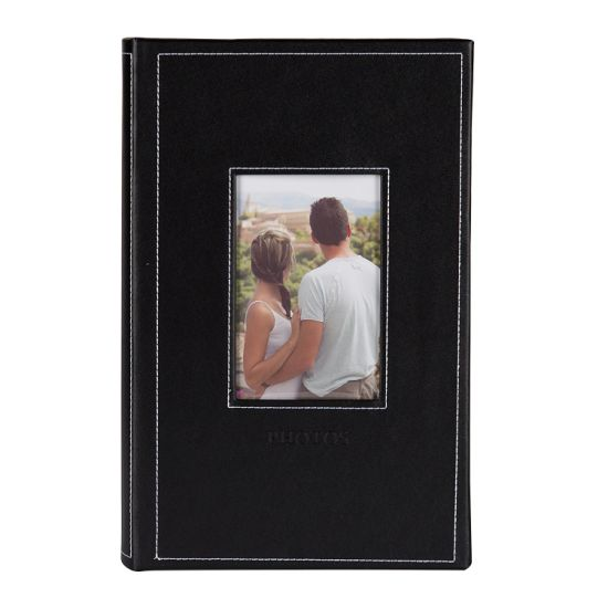 China Pu Custom Wedding Photo Album Holds 300 4x6 Photos China