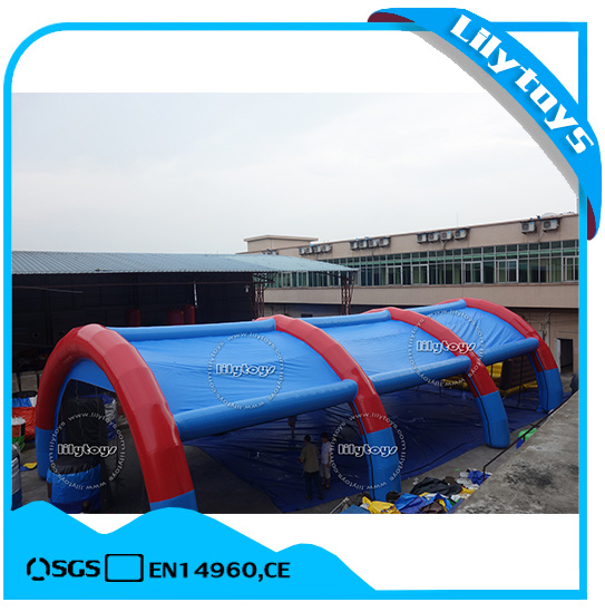 Durable Commercial Large Inflatable Bunker Tent pictures & photos