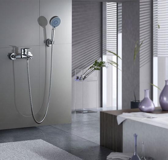 Hot Cold Water Hand Spray Bath Shower