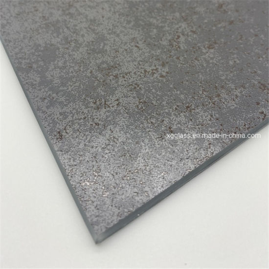 New Temperable Glass Similar with Lacobel T Glass /Kitchen Glass / Furniture Glass