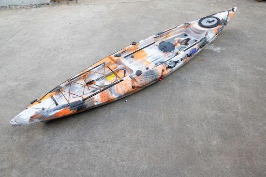 Single Kayak Fishing Kayak Rowing Kayak Plastic Kayak