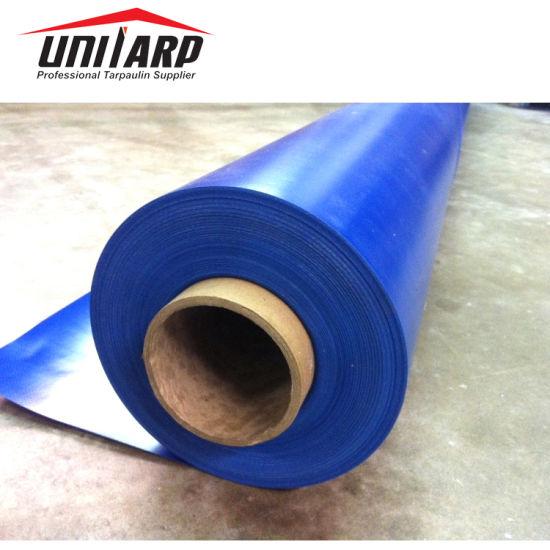 Waterproof Plain PVC Coated Tarpaulin PVC Tarpaulin