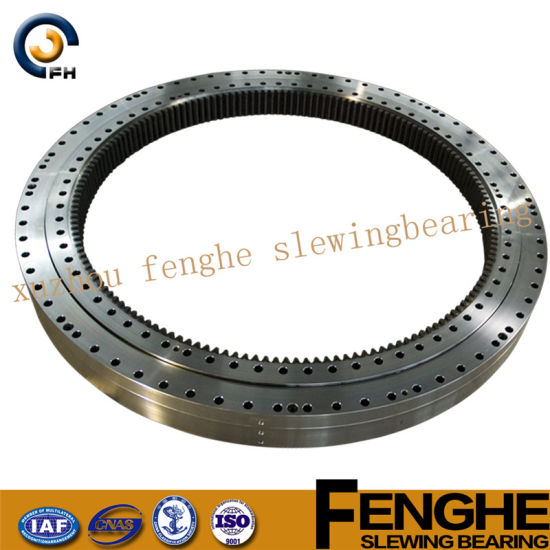 Turntable Gear Slewing Bearing Gear Ring pictures & photos