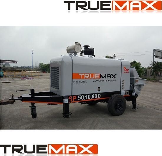 Export to Australia Truemax Concrete Pump (SP105.21.286D) pictures & photos