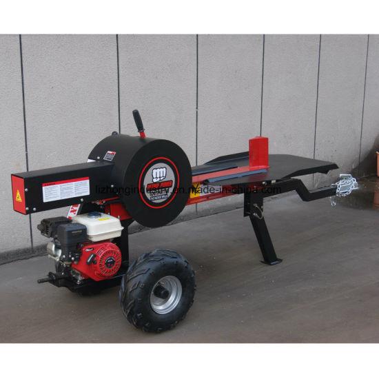 Manual slide log splitter 90 day warranty 90 day warranty.