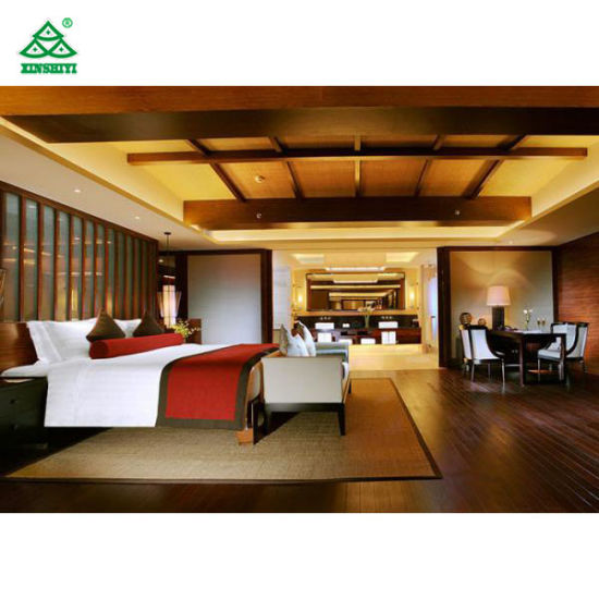 Relaxation Island Resort Luxury Hotel Furniture, High End Bedroom Furniture