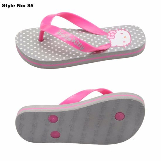 d3bd01734990 China Latest Ladies Flip-Flops EVA Casual Slippers - China Flip Flop ...