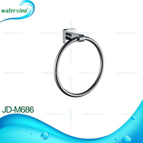 Top Quality Rose Gold Future-Proof Stunning Wall Mounted Towel Ring pictures & photos
