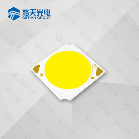 Mirror-Surface Aluminum Base 1313 3W 6W 9W 12W White COB LED High Power pictures & photos