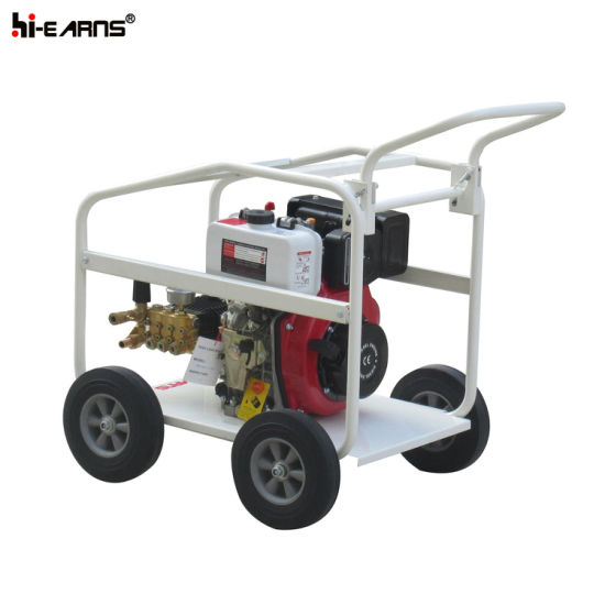 Diesel Engine with High Pressure Washer Pump (DHPW-2900) pictures & photos