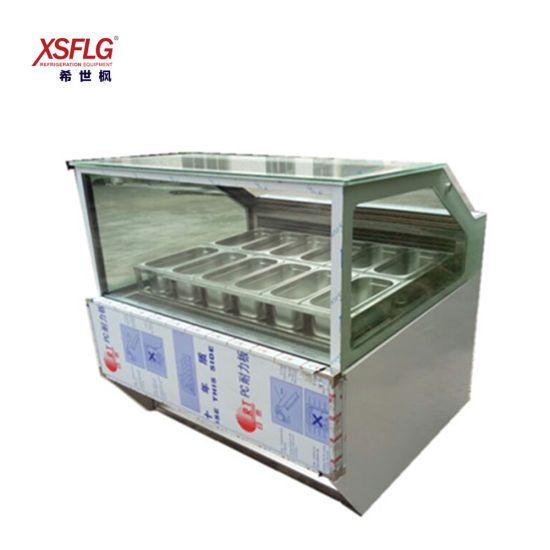 China Factory Ice Cream Popsicle Display (have promotion) pictures & photos