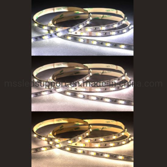 2-in-1 Color-Changing LED Tape Light Tunable White LED Strip Light