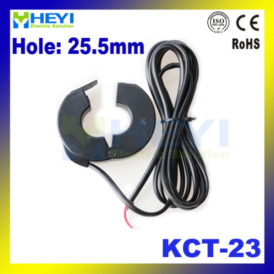 China Clamp on Split Core Current Transformer (KCT-23) for
