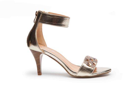 Stylish Fashion Design High Heel Sandal