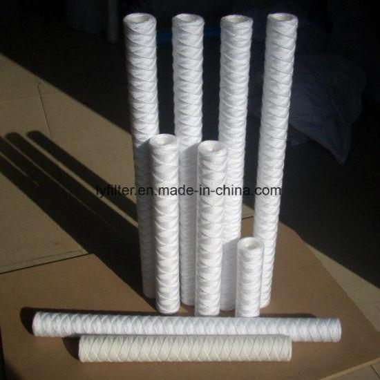 40 Inch 5 Micron PP Yarn Filter Cartridge